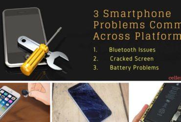 3 Problèmes courants liés aux smartphones sur toutes les plates-formes