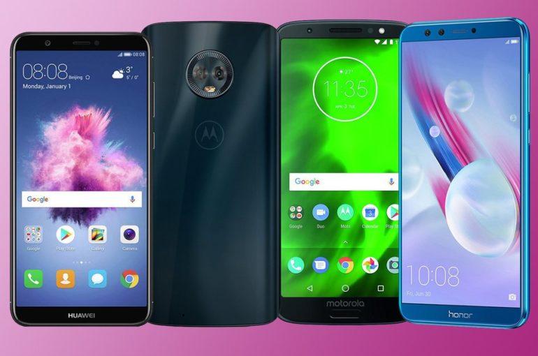 Téléphones bon marché pour moins de 200€